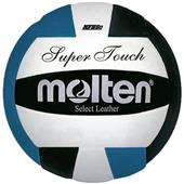 Molten NFHS Black/Blue Super Touch Volleyballs