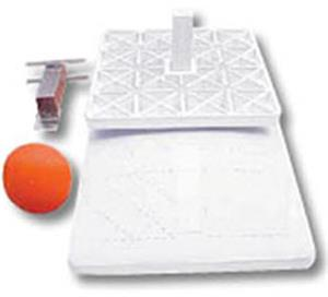 Pro Nine Baseball Pro Rubber Dislodging Base Set