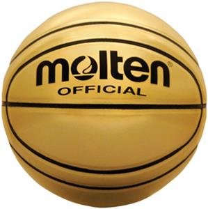 Molten Gold Trophy Novelty Basketball BG-SL7