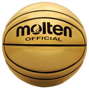 Molten Gold Trophy Novelty Basketball BG-SL7