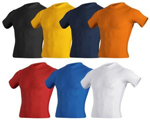 Game Gear Youth SS Heat Tech Compression Shirts