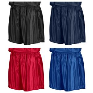"Game Gear Men's 5"" Solid Dazzle Basketball Shorts"