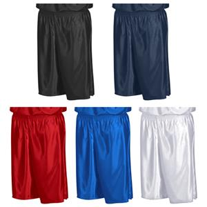 "Game Gear Men's 9"" Solid Dazzle Basketball Shorts"
