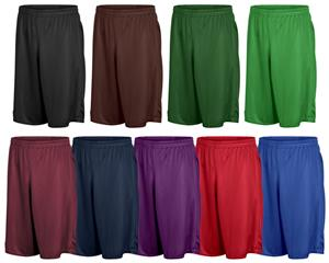 "Game Gear Men's 9"" Solid MM Basketball Shorts"