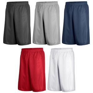 "Game Gear Men's 9"" Athletic Mesh Pocket Shorts"
