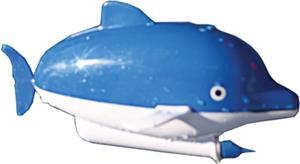 Sprint Aquatics Blue Spouting Dolphin - Set of 6