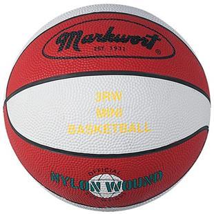 Markwort Mini Size 3 Rubber Basketball