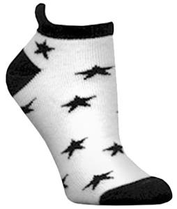 Red Lion Starlite Girls Footie Socks-7 Colors