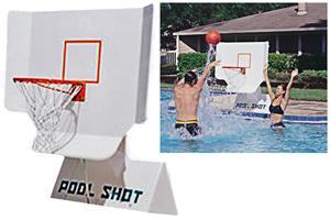 Sprint Aquatics Pool Shot Basketball
