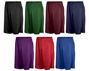 "Game Gear Men's 9"" Solid AP Basketball Shorts"