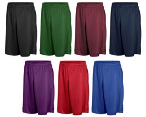 "Game Gear Men's 9"" Solid MP Basketball Shorts"