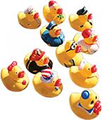 "Sprint Aquatics 4"" Ducks"