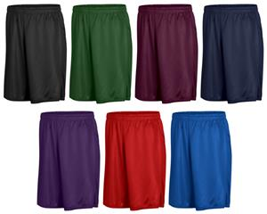 Game Gear Men&#39;s 7&quot; Solid AP Basketball Shorts