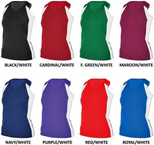 Game Gear Women's GL Two Button Softball Jerseys