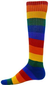 Red Lion Spectrum Rainbow Pride Athletic Socks