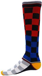 Red Lion Checks-A-Lot Athletic Socks