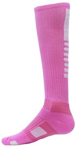 Red Lion Pink Pegasus Athletic Socks