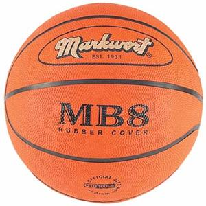 Markwort Superior Rubber Basketballs MB8