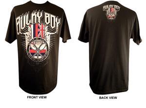 Bulky boy hawaii 5 0 island t shirt bodybuilding and for Hawaii 5 0 t shirt