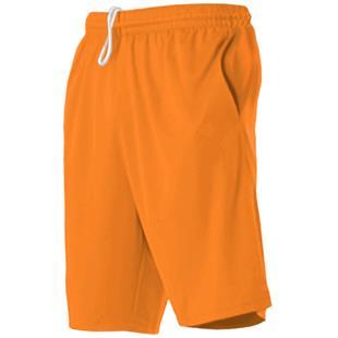 Alleson 5069PKT Multi-Sport Tech Shorts w/Pockets