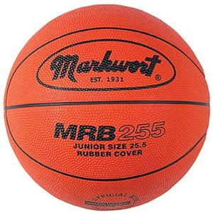 MARKWORT Youth Rubber Basketballs MRB255