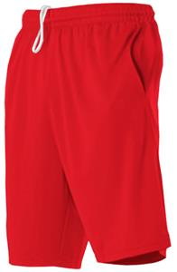 Alleson 5067PKY Multi-Sport Tech Shorts w/Pockets