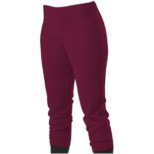 Alleson 605PLW Women/Girls Low Rise Softball Pants