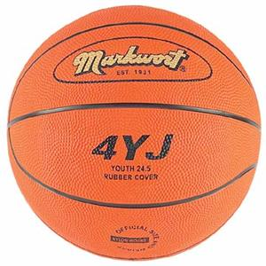 Markwort Kids Size 4 Rubber Basketballs 4YJ