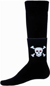 Red Lion Skull Shin Guard Holders
