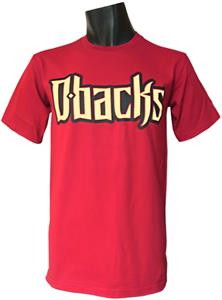 MLB Crewneck Arizona DBacks Replica Jerseys