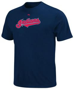 MLB Crewneck Cleveland Indians Replica Jerseys