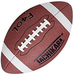 Tachikara NFHS F40L Micro-Fiber Composite Football