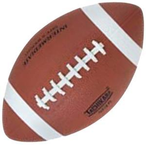 Tachikara SF4R Intermediate Rubber Footballs