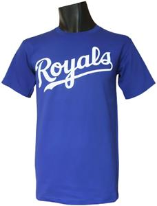 MLB Crewneck Kansas City Royals Replica Jerseys