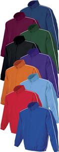 High Five Aston Warm Up Jackets - Closeout