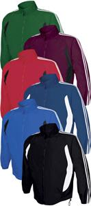 High Five Velez Warm Up Jacket - Closeout