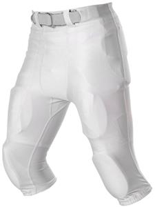 Alleson Adult No Fly Football Pant w/Slotted Waist