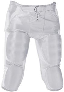Alleson 688D Adult Solo Integrated Football Pants