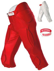 Youth Reversible Seven-Pad Solo Football Pants