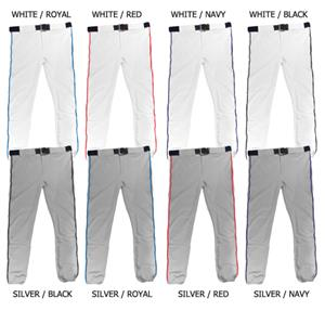 Baseball/Softball Pants w/Soutache