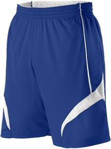 Alleson Men Youth Reversible Basketball Shorts C/O