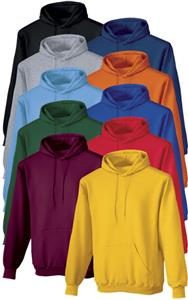 High Five Hooded Fleece Sweatshirt-CLOSEOUT