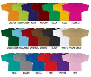 Football Full Length Tricot Mesh Jersey
