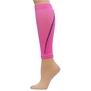 Red Lion Neon Pink Compression Leg Sleeves