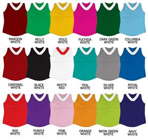 Softball Double Knit Jersey w/Collar
