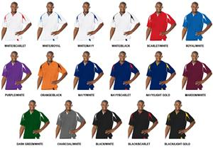 Alleson GPL1 Adult Gameday Polo Shirts