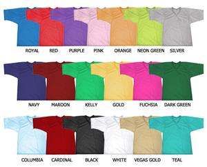 Flag Football Dazzle Cloth Practice Jersey
