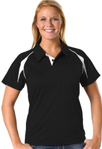 Alleson GPLW1 Womens Gameday Polo Shirts
