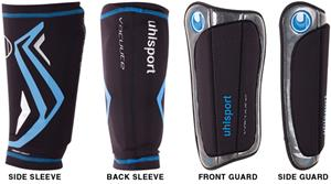 Uhlsport Vakuu Lite Soccer Shin Guards