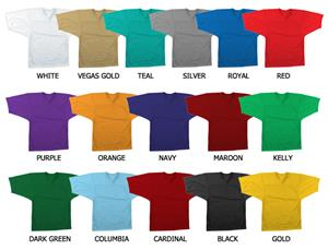Football Double Knit/Porthole Mesh Elastic Cuffs